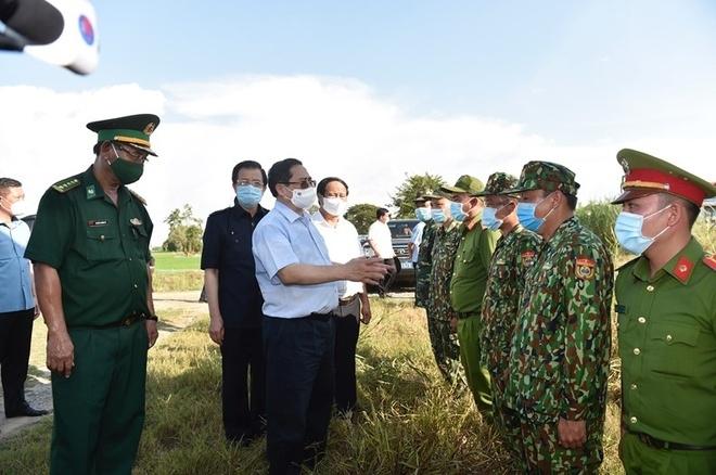 Thủ tướng yêu cầu giải quyết dứt điểm các ổ dịch - 1
