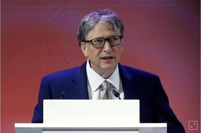Mỗi giây, tỷ phú Bill Gates kiếm hơn 4.600 USD