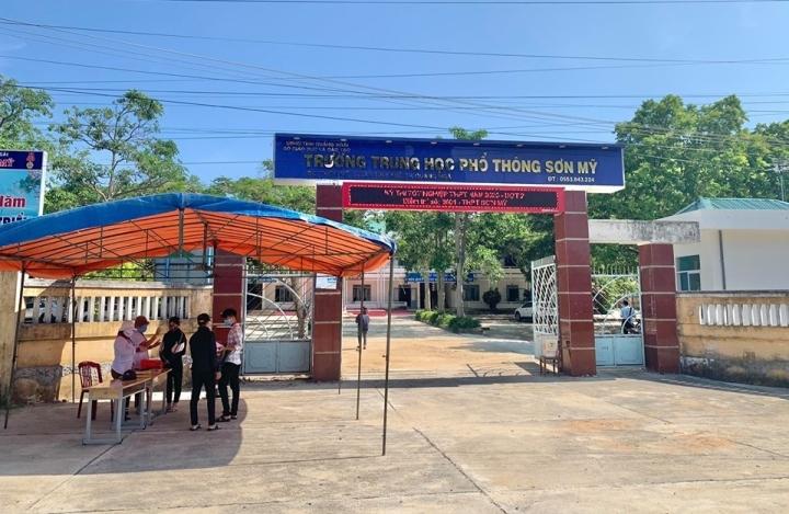 Học sinh Quảng Ngãi trở lại trường từ ngày 12/5