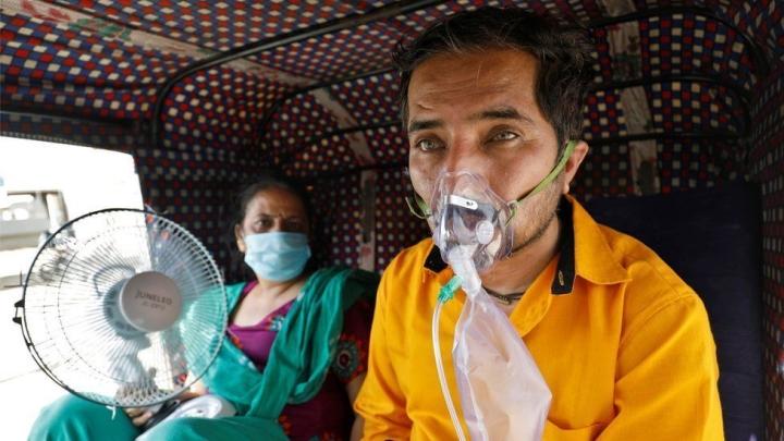Thiếu oxy y tế, Ấn Độ khẩn tìm công ty cung cấp từ Trung Quốc