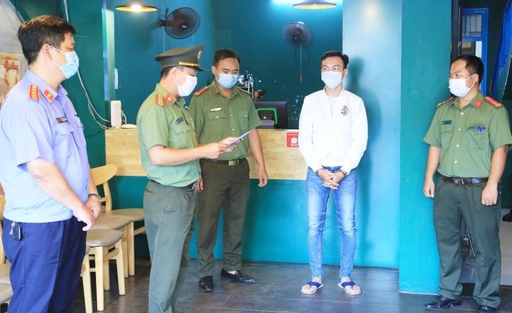 Bắt Giám đốc công ty tại Đà Nẵng bảo lãnh người nước ngoài nhập cảnh trái phép - 1