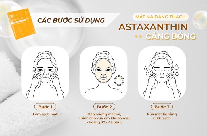 Mặt nạ Astaxanthin Cimer: Công dụng vượt trội với kết cấu dạng thạch - 5