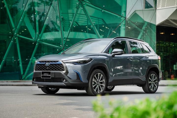 10 ôtô bán chạy nhất tháng 4/2021 - 9