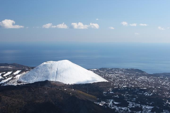 Ngọn núi lửa xanh mướt như bánh trà xanh siêu to dành tặng người yêu thiên nhiên - 4