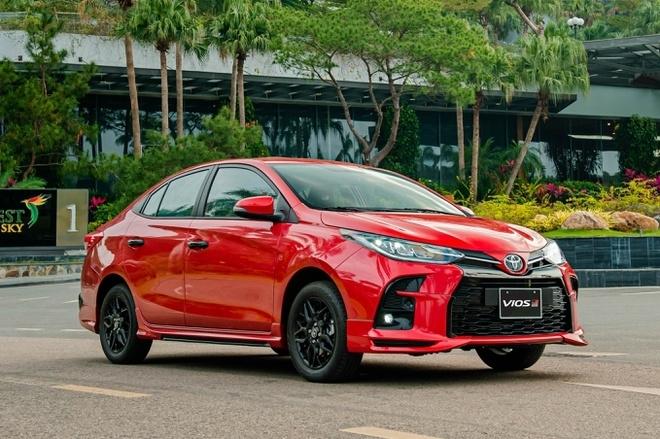 10 ôtô bán chạy nhất tháng 4/2021 - 2
