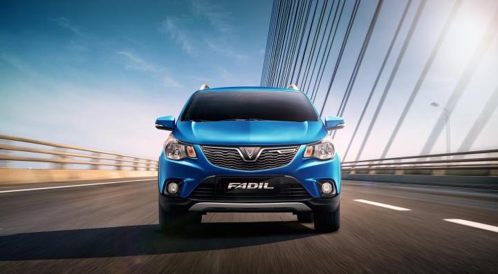 10 ôtô bán chạy nhất tháng 4/2021 - 3