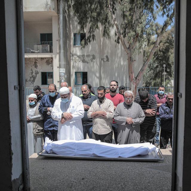 درگیری اسرائیل و فلسطین: خشونت پس از شلیک موشک آغاز شد - 1