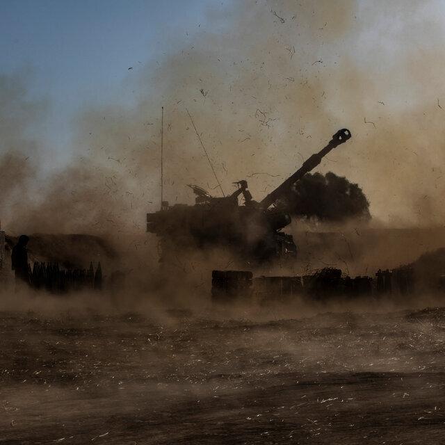 درگیری اسرائیل و فلسطین: پس از باران موشک ، خشونت در میان مردم آغاز شد - 2