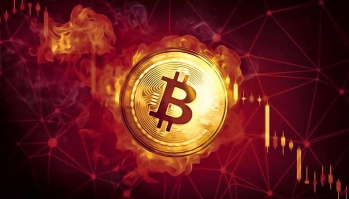 Giá Bitcoin hôm nay 28/5: Bitcoin đi lùi, thị trường  rực - 1