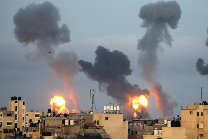 ایالات متحده ناگهان نیروهای خود را از اسرائیل خارج کرد - 1