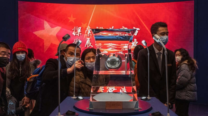 China's space ambitions are getting farther and farther - 2