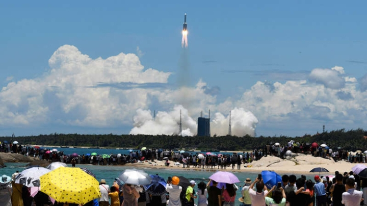 China's space ambitions are getting farther and farther - 1