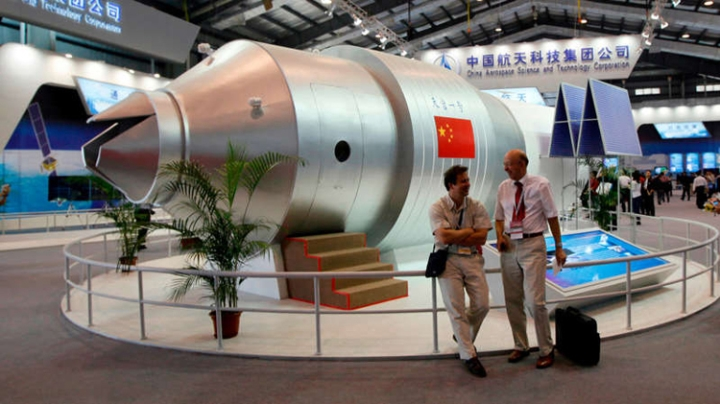 China's space ambitions are getting farther and farther - 3