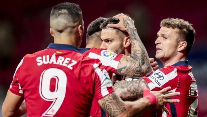Vòng 37 LaLiga: Lật đổ đế chế Real - Barca, Atletico Madrid lên ngôi vô địch? - 2