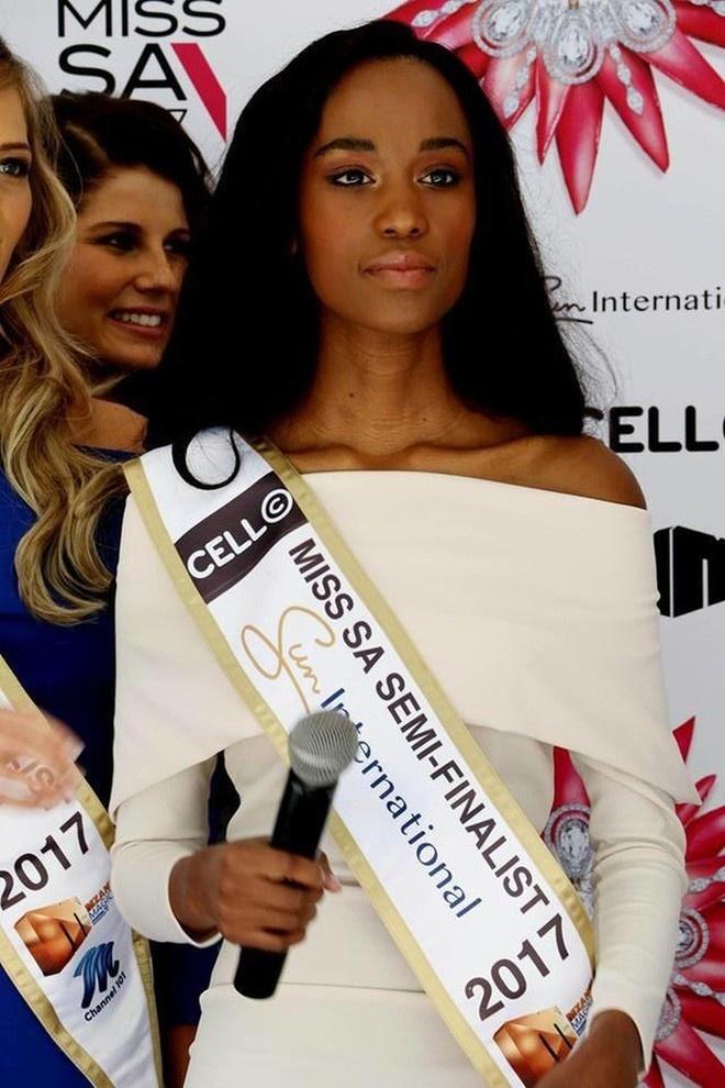 Mỹ nhân giữ vương miện lâu nhất lịch sử Hoa hậu Hoàn vũ - 2