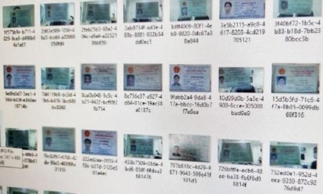 CMND bị rao bán công khai trên mạng: Bộ Công an vào cuộc kiểm tra - 1