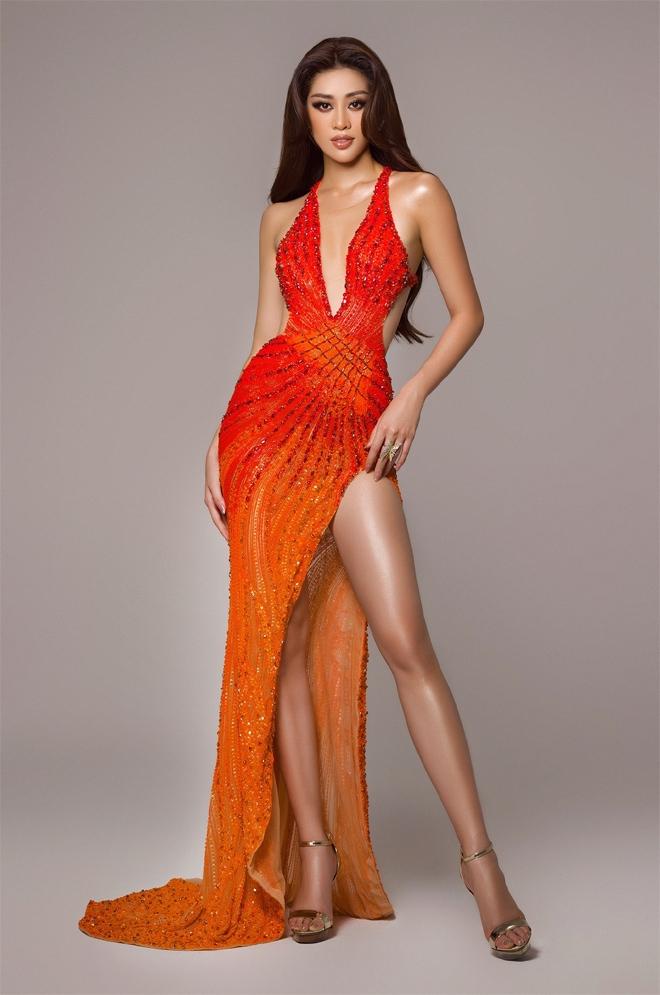 Chung kết Hoa hậu Hoàn Vũ: Khánh Vân vào top 21 - 2