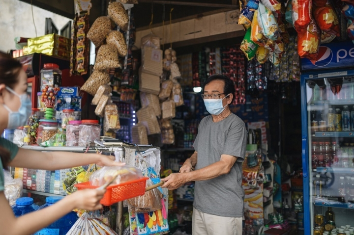 Technological grocery 'protects' grocery owners during the epidemic season - 2