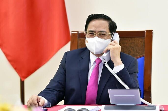 ژاپن حداکثر پشتیبانی را از ویتنام برای تهیه واکسن COVID-19-1 ارائه می دهد
