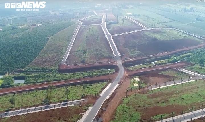 không cần lập dự án, quả đồi 36ha ở lâm đồng bị xẻ thành 1.000 nền đất để bán - 4