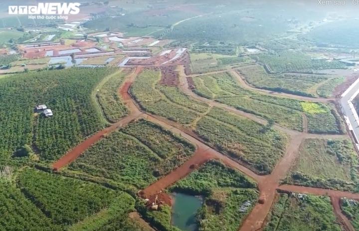 không cần lập dự án, quả đồi 36ha ở lâm đồng bị xẻ thành 1.000 nền đất để bán - 3