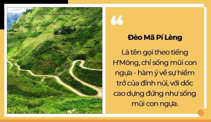'Giải mã' ý nghĩa đằng sau tên của những con đèo hiểm trở bậc nhất Việt Nam - 1