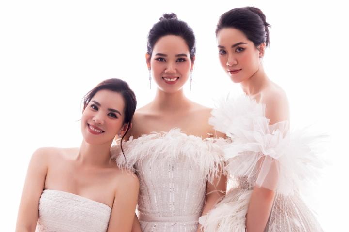 Vẻ đẹp bất chấp thời gian của top 3 Hoa hậu Việt Nam 2002