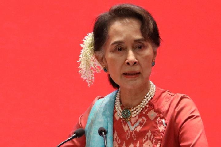 Uỷ ban bầu cử Myanmar giải tán đảng của bà Aung San Suu Kyi - 1