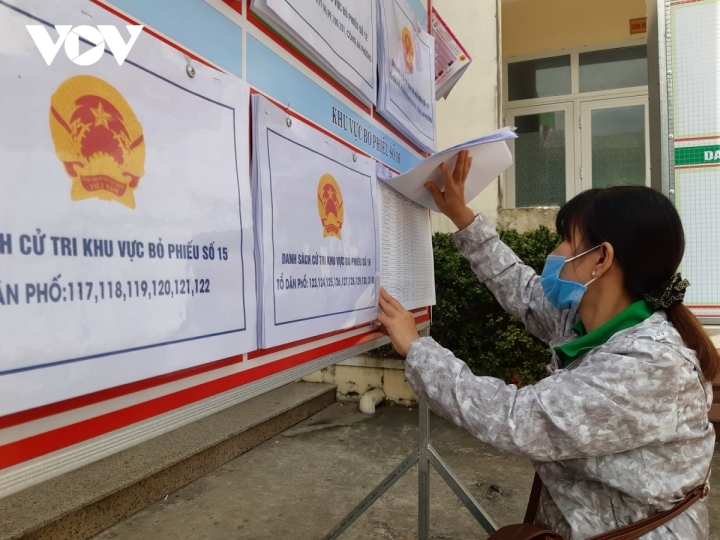 Bầu cử Quốc hội: Mỗi lá phiếu phải thể hiện sự công tâm và trách nhiệm - 2