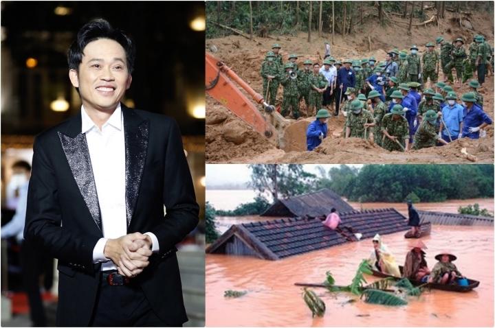 Chậm trao tiền cứu trợ miền Trung, nghệ sĩ Hoài Linh có thể phải bồi thường - 2