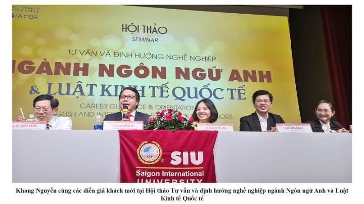 Khang Nguyễn chia sẻ những 'nguyên tắc vàng' trong dịch thuật - 2