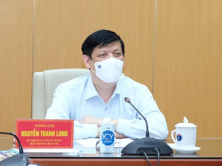Bộ trưởng Y tế: 'Cố gắng tiếp cận vaccine nhanh nhất, đảm bảo bao phủ rộng nhất' - 1