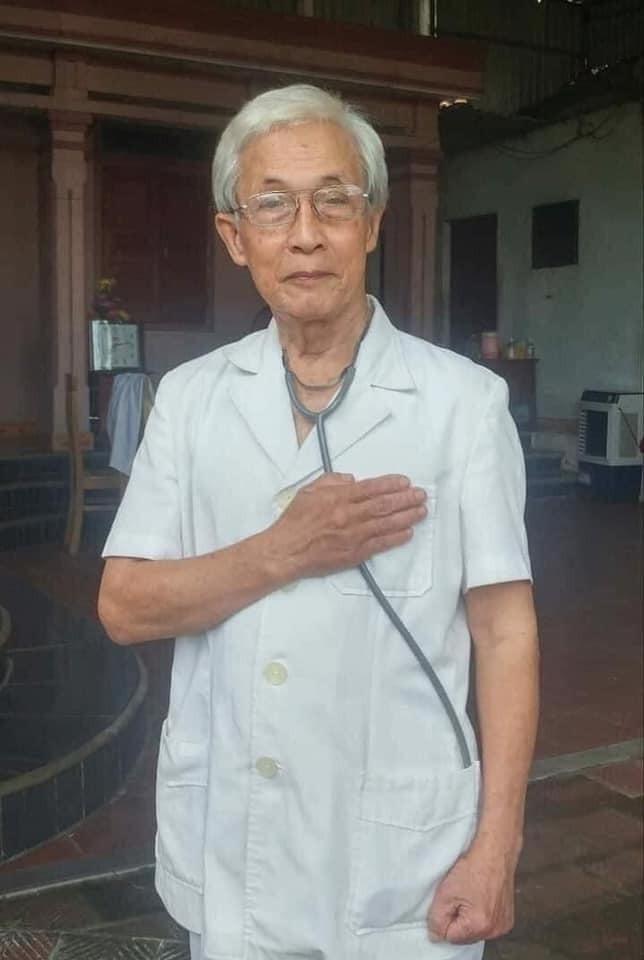 Bác sĩ 78 tuổi xin đi chống dịch: 'Nếu mệnh hệ gì thì đó là sự hy sinh vinh dự' - 1