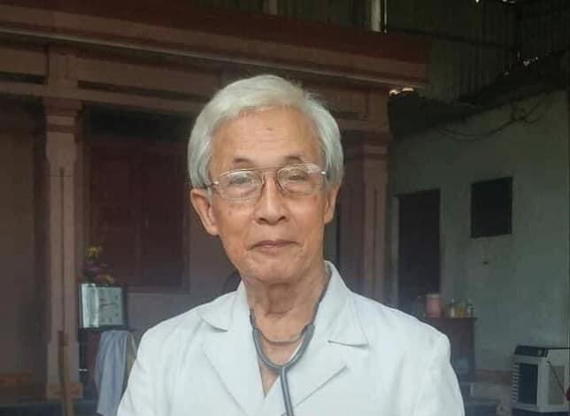 Bác sĩ 78 tuổi xin đi chống dịch: 'Nếu mệnh hệ gì thì đó là sự hy sinh vinh dự'