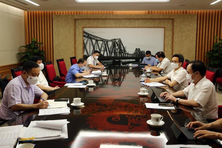 Bộ trưởng Nguyễn Thanh Long: Bộ Y tế không độc quyền nhập khẩu vaccine COVID-19 - 1