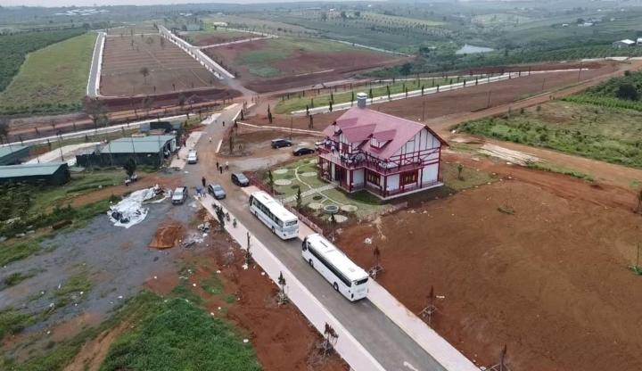 Ai là chủ nhân thật sự của quả đồi 36ha bị xẻ thành 1.000 nền đất ở Lâm Đồng? - 2