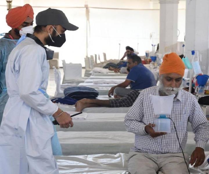 کمترین تعداد موارد COVID-19 در هند طی 60 روز - 1