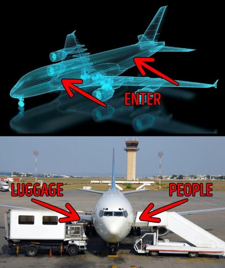 Vì sao lối ra máy bay lại ở bên trái, phi công không được để râu? - 5