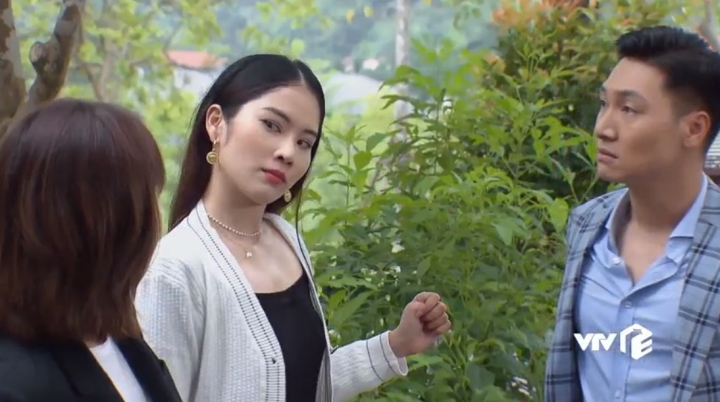 'Hương vị tình thân' tập 36: Kỳ Duyên tác quái, bị bà nội Long gọi là kỳ nhông - 3