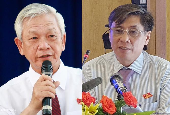 Khởi tố, bắt tạm giam 2 nguyên Chủ tịch tỉnh Khánh Hoà - 1