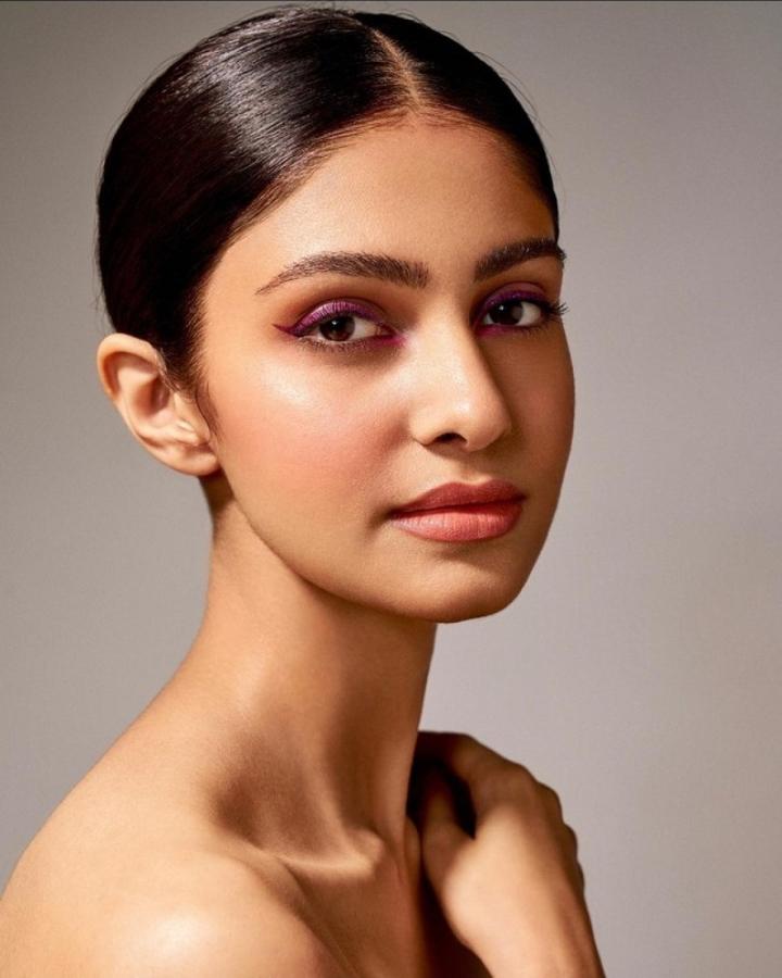 Nhan sắc kiều diễm của Hoa hậu Ấn Độ, đối thủ của Đỗ Thị Hà tại Miss World 2021 - 3