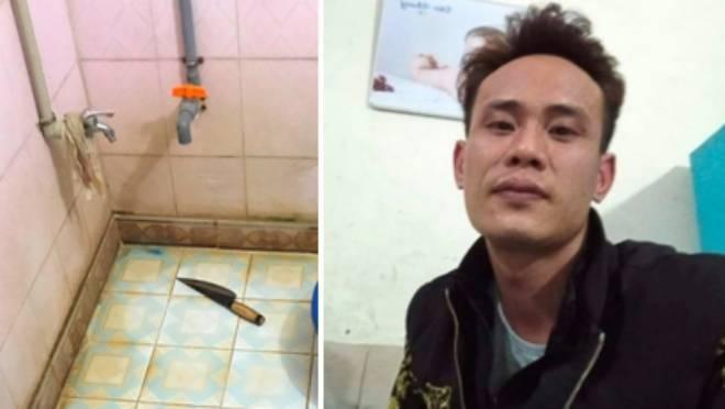 Nghĩ mình bị chửi, nam thanh niên Hải Phòng dùng dao bầu gây án mạng - 1