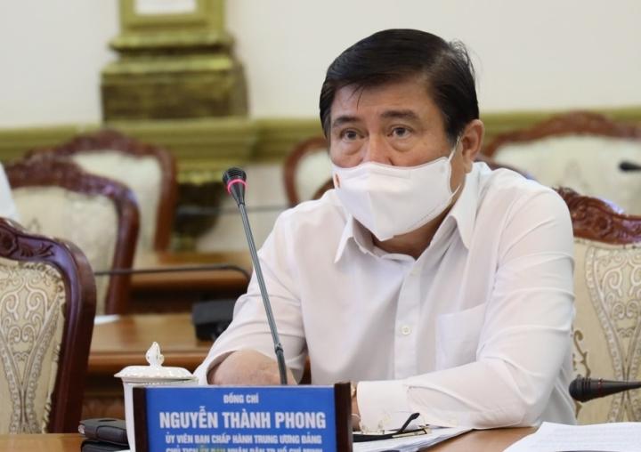 Chủ tịch TP.HCM: Không để DN nào khó khăn vì sự chậm trễ của chính quyền - 2