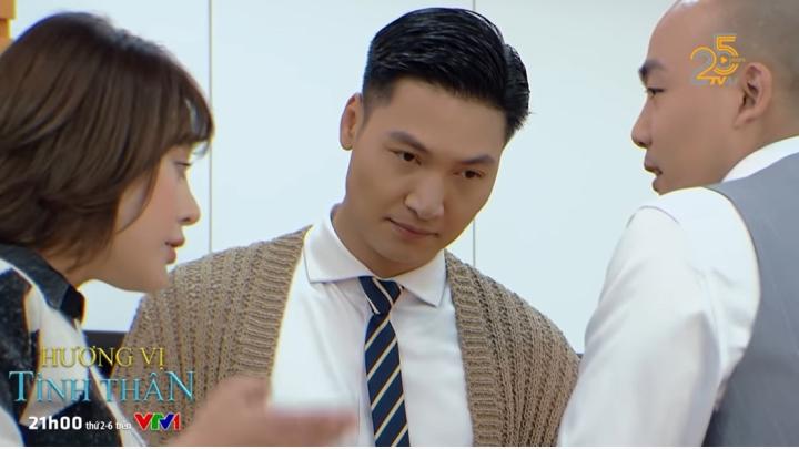 'Hương vị tình thân' tập 39: Long 'xui đểu' Nam yêu Khánh để làm bà chủ