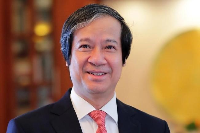 Bộ trưởng GD&ĐT Nguyễn Kim Sơn và 13 nhà giáo trúng cử đại biểu Quốc hội khoá XV