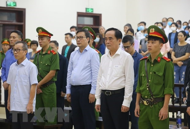 Sắp xử phúc thẩm vụ án liên quan ông Trần Bắc Hà tại BIDV - 1