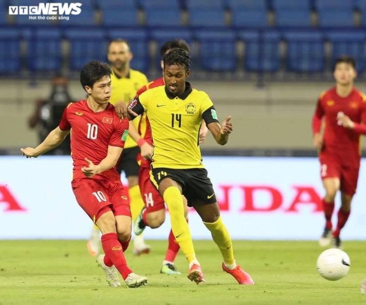 Xuất sắc hạ Malaysia, tuyển Việt Nam vững ngôi đầu vòng loại World Cup 2022 - 1