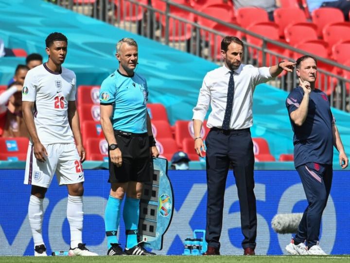 Sao trẻ tuyển Anh lập kỷ lục tại EURO 2020 - 1