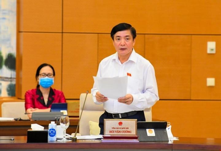 Quốc hội bầu Chủ tịch nước, Thủ tướng, Chủ tịch Quốc hội trong tháng 7 - 1