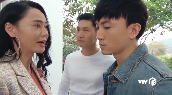 'Hương vị tình thân' tập 41: Bà Xuân 'phát điên' khi Huy tuyên bố sẽ cưới Thy - 3